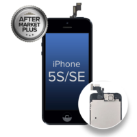COMPLETE-LCD-ASSEMBLY-FOR-IPHONE-5S-SE-WITH-FRONT-CAMERA-PROX-SENSOR-EAR-SPEAKER-AFTERMARKET-PLUS-QUALITY-TIANMA-BLACK