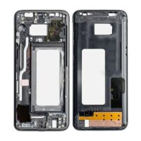 MID-FRAME-HOUSING-FOR-SAMSUNG-GALAXY-S8-WITH-SMALL-PARTS-MIDNIGHT-BLACK