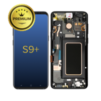 OEM-LCD-SCREEN-TOUCH-DIGITIZER-ASSEMBLY-WITH-FRAME-FOR-SAMSUNG-GALAXY-S9-PLUS-PREMIUM-MIDNIGHT-BLACK-FRAME