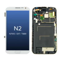 OEM-LCD-TOUCH-SCREEN-DIGITIZER-ASSEMBLY-WITH-FRAME-FOR-SAMSUNG-GALAXY-NOTE-2-N7105-I317-T889-AT&T-&-T-MOBILE-WHITE