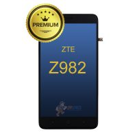 ZTE-982-LCD-Assembly-Wout-Frame-Black