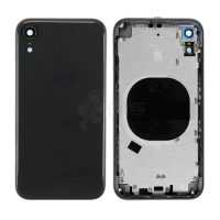IPhone-XR-Back-Glass-Housing-Pre-Installed-Small-Parts-Premium-Black-IXRHS-BLK