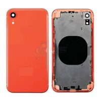 IPhone-XR-Back-Glass-Housing-Pre-Installed-Small-Parts-Premium-Orange-IXRHS-OR