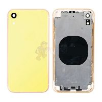 IPhone-XR-Back-Glass-Housing-Pre-Installed-Small-Parts-Premium-Yellow-IXRHS-YEL