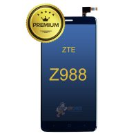 ZTE-988-LCD-Assembly-Wout-Frame-Black-1