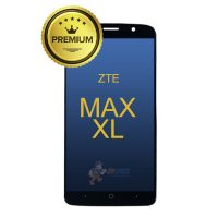 ZTE-Max-XL-LCD-Complete-wOut-Frame-Black