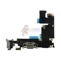 iPhone-6-Plus-Charging-Port-Flex-Cable-Black-I6PCP-BLK