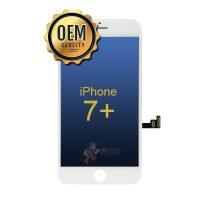 iPhone 7 Plus LCD Digitizer White