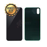 iphone-xs-max-glass-back-cover-perfect-fit-premium-glass-backdoor -black IXSMAXBCK-BLK-2